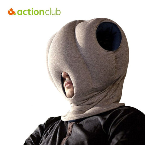 Siesta Ostrich Pillow For Travelling - Block Out Light