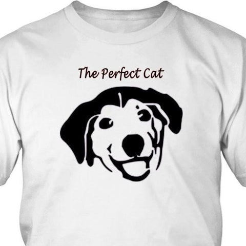 T-shirt - The Perfect Cat