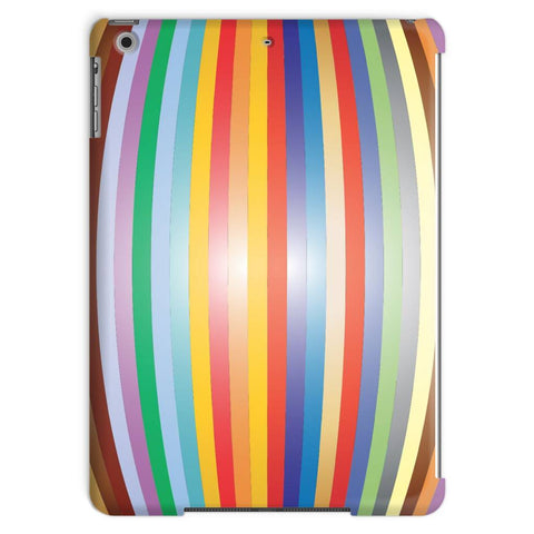 Tablet Case - Color Stripes Tablet Case - FREE SHIPPING