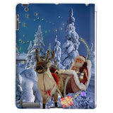 Tablet Case - Santa Sleigh Tablet Case - FREE SHIPPING