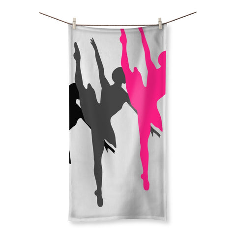Towel - Dancers Beach Towel - FREE SHIPPING