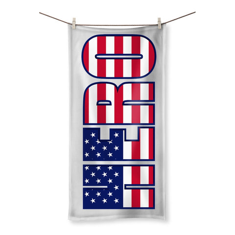 Towel - Hero USA Beach Towel - FREE SHIPPING