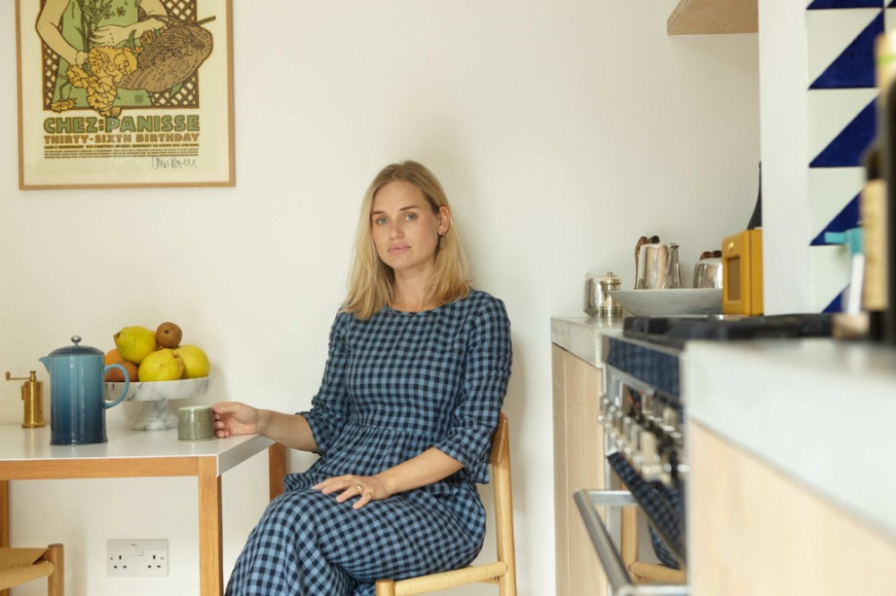 At home with Mina Holland