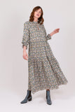 Meadow Floral Cotton Camden Passage Dress