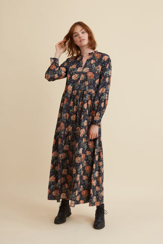 Liberty Tatton Cotton Ladbroke Grove Dress