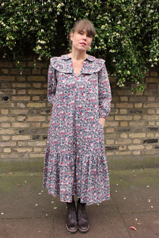 Forest Floral Pimlico Dress