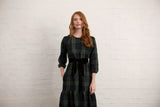 Tartan Linen Galway Dress