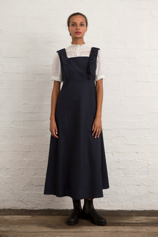 Wool Blend Holland Park Dress