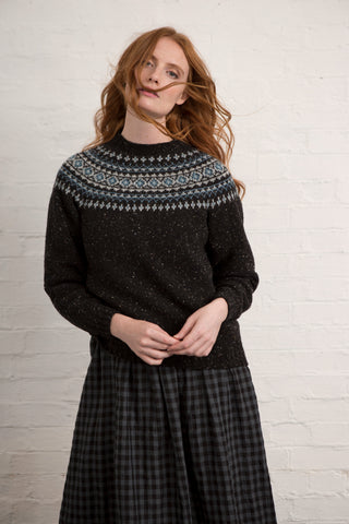 Fair Isle Wool Lewis Jumper