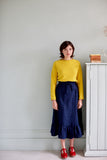Sunflower Lambswool Skye Jumper