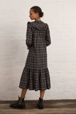 Grey Tartan Pimlico Dress