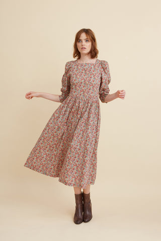 Chamomile Lawn Cotton Riding House Dress