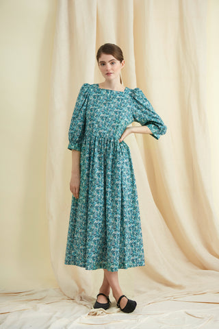 Green Chive Chelsea Dress