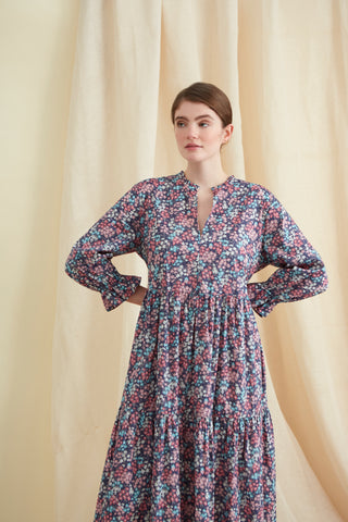 Sea Blossoms Camden Passage Dress