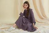 Gingham Galway Dress