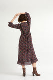 Night Garden Cotton London Fields Dress