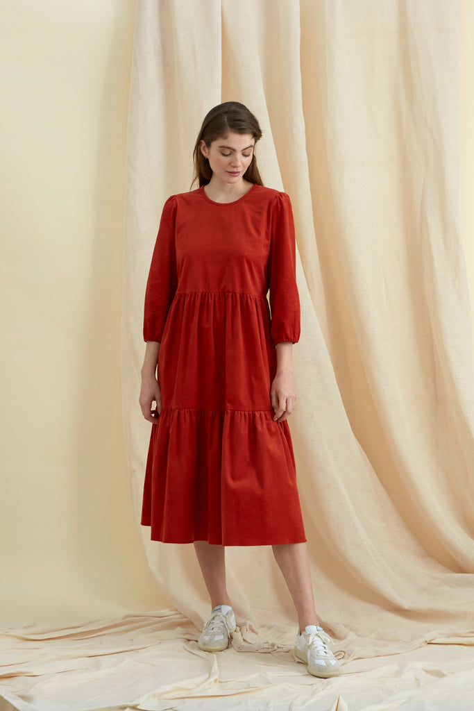 Marmalade Corduroy Mill Town Dress