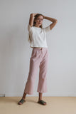 Kiln Tailored Pant - Blush