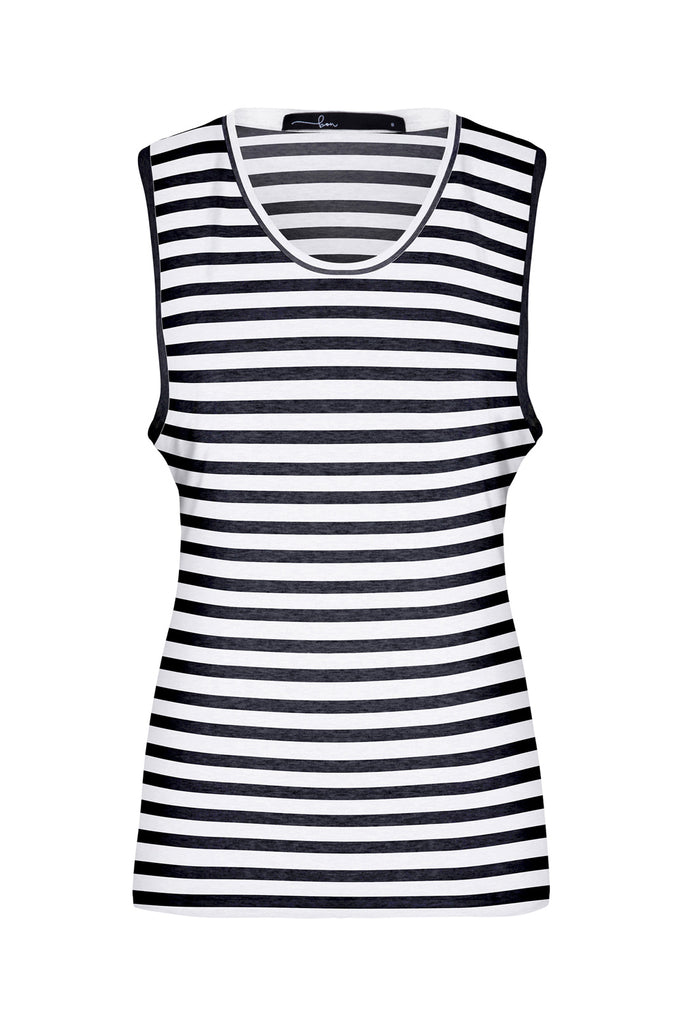 Stripe Tank - WE DASH LOVE