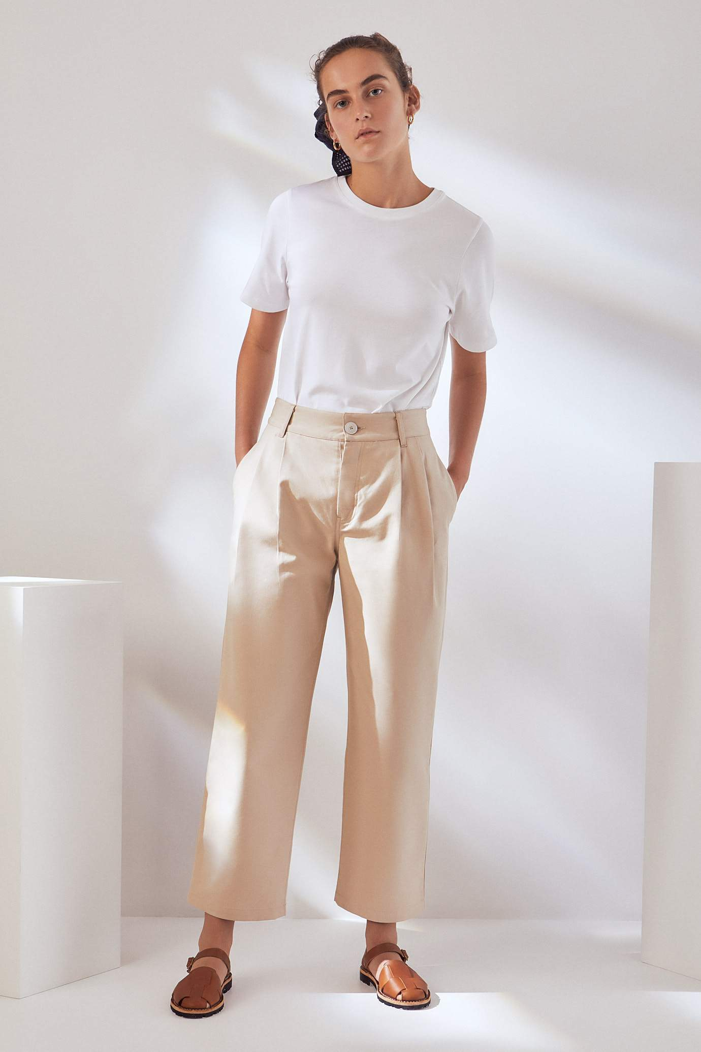 Faculty Pant — Sand