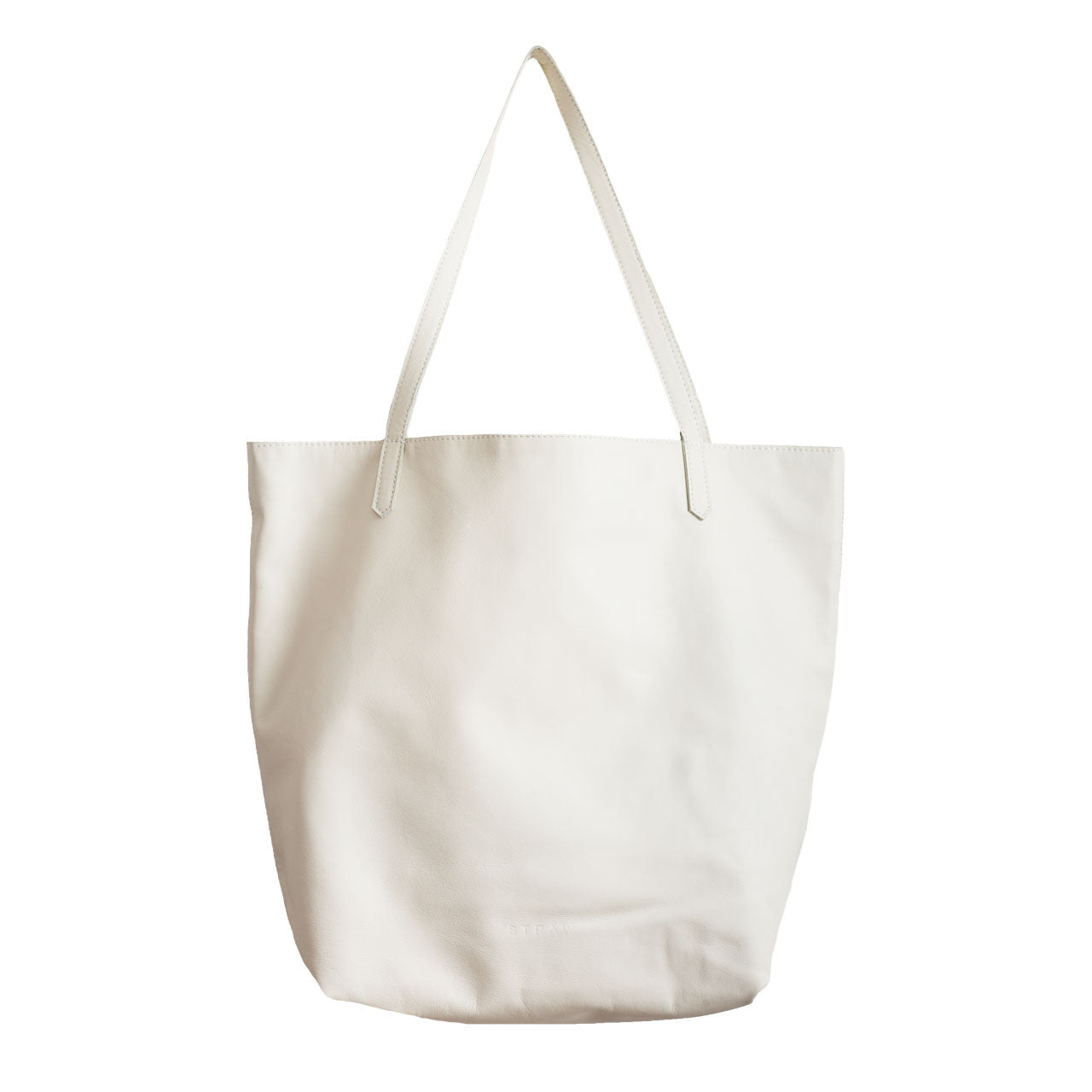 Basic Tote Off White - WE DASH LOVE