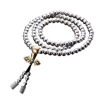 108 Buddha Beads Necklace Chain Outdoor Full Steel Self Defense Hand Bracelet Chain  Personal Protection Multi Tools | Prepper Profi und  Krisenvorsorge