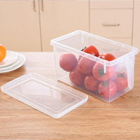 Kitchen Transparent PP Storage Box Grains Beans Storage Contain Sealed Home Organizer Food Container Refrigerator Storage Boxes | Prepper Profi und  Krisenvorsorge