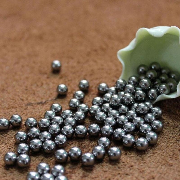 100pcs Stainless Steel Ball 4mm Silver Ball Bearing