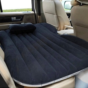 EAFC Car Air Inflatable Travel Mattress Bed Universal for Back Seat Multi functional Sofa Pillow Outdoor Camping Mat Cushion | Prepper Profi und Krisenvorsorge