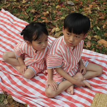 L'été Unisex Set, Stripes