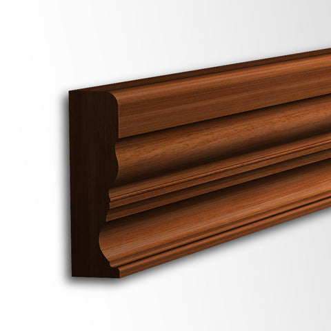 D08 Dado Rail Meranti and MDF Supawood