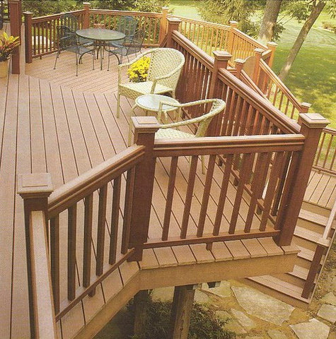 Decking Lenghts