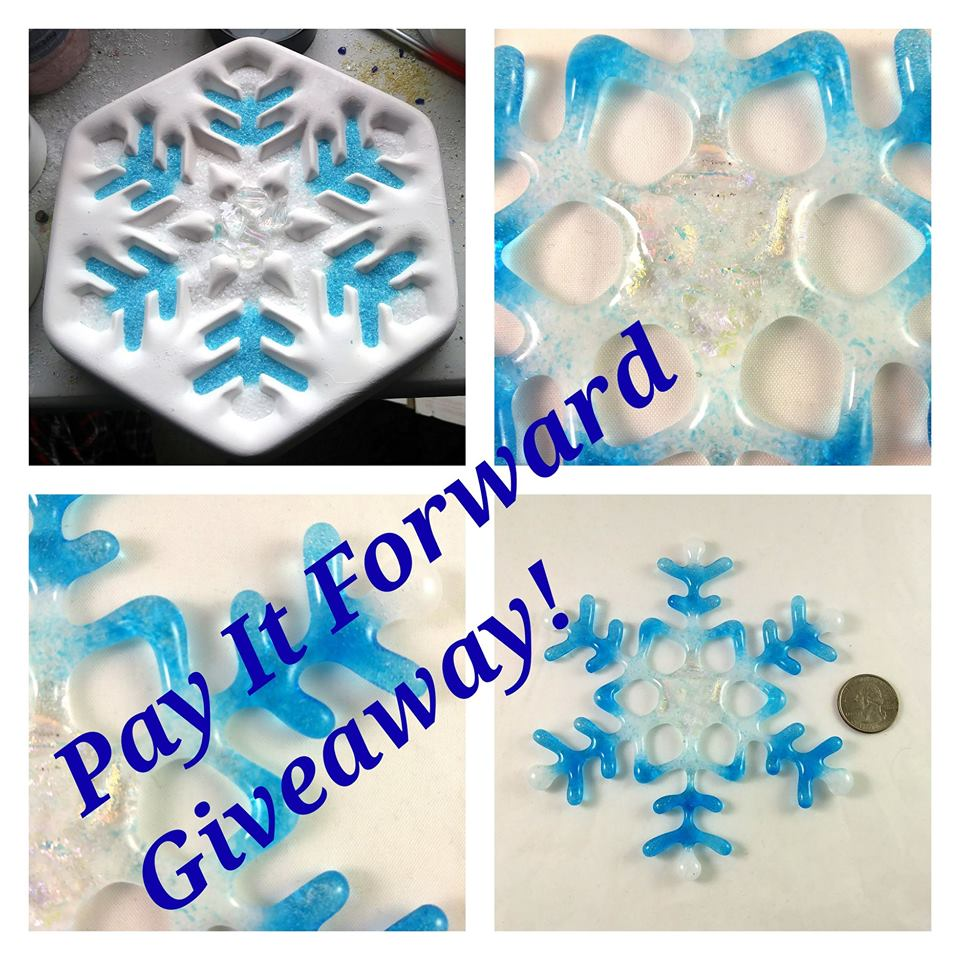 Pay it Forward Giveaway!