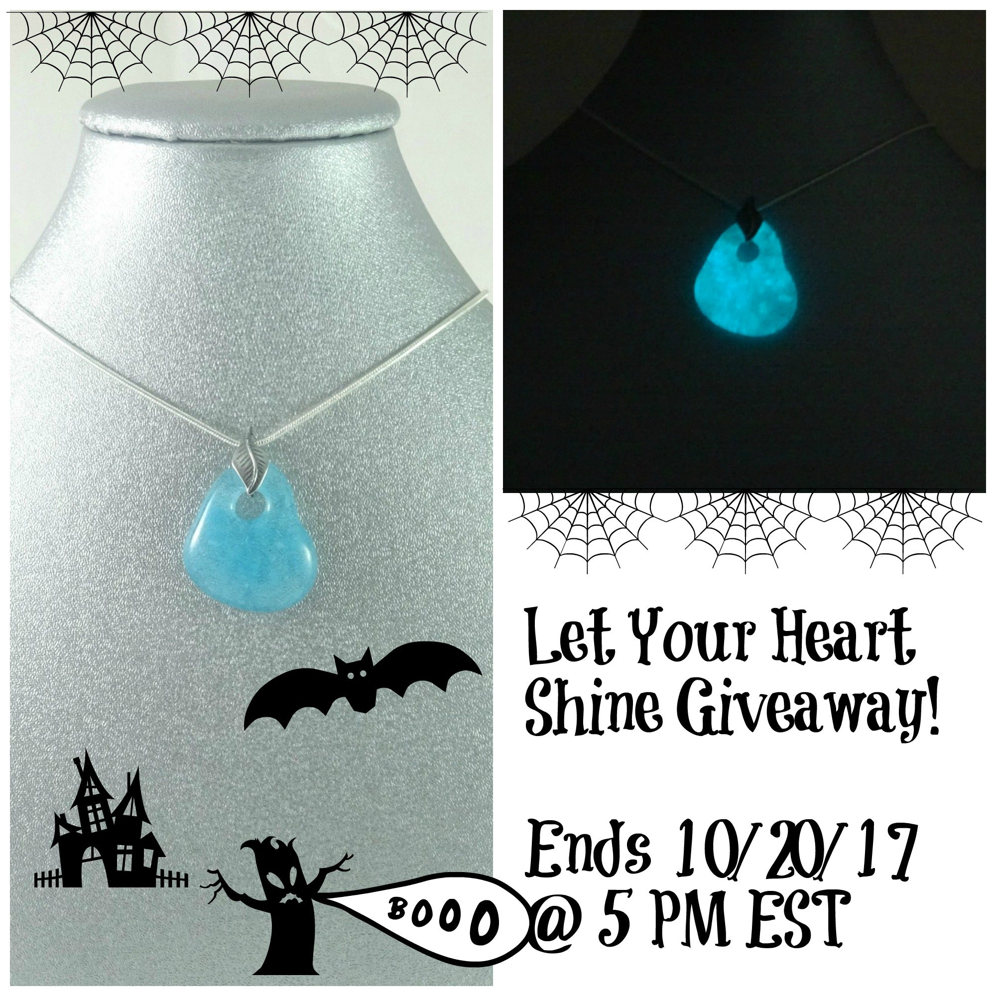 Let Your Heart Shine Giveaway!