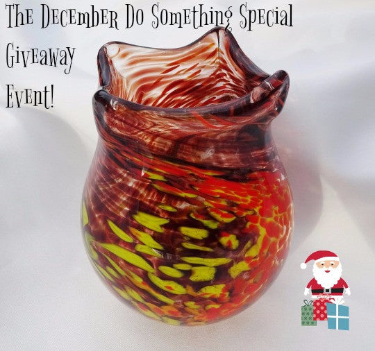 The Do Something Special December Giveaway