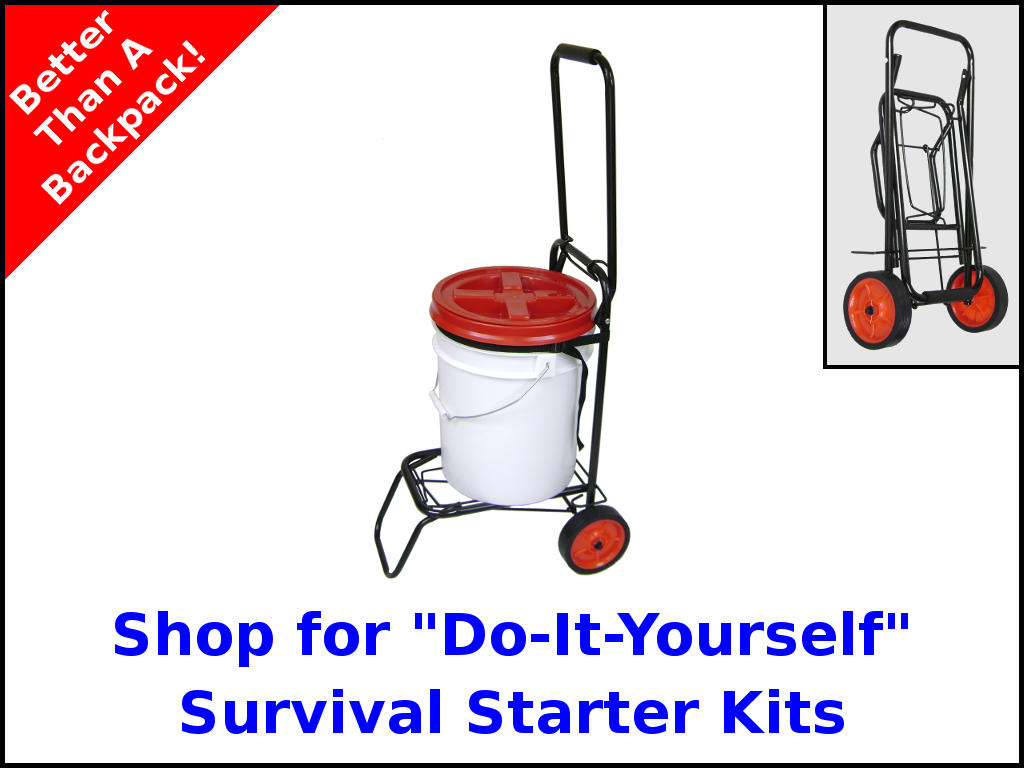 Do-It-Yourself Survival Kit Starters