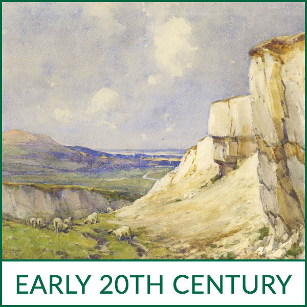 Early 20th Century Art (1900-1940)