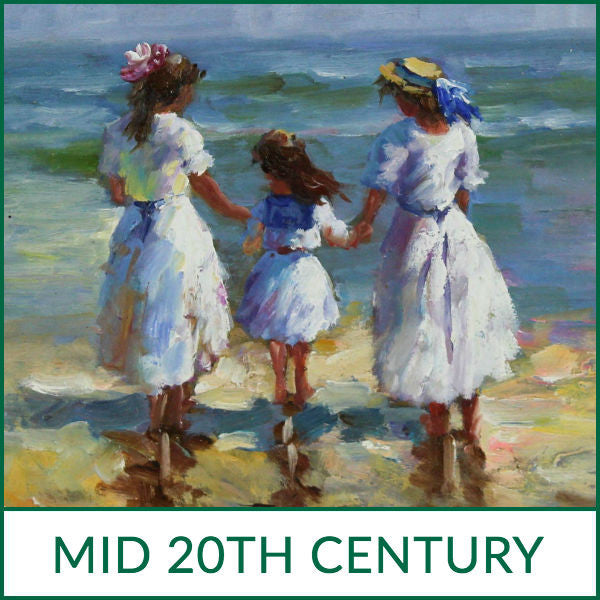 Mid 20th Century Art (1940-1980)
