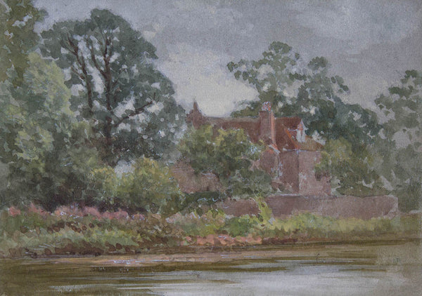 Thomas E. Francis - Otford, Kent, Early 20th Century Watercolour