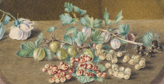 Gooseberries - 19th Century Watercolour