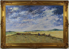 In The Fields - Contemporary Oil