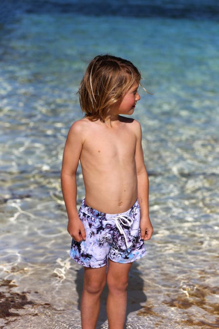 Shibori Board Shorts