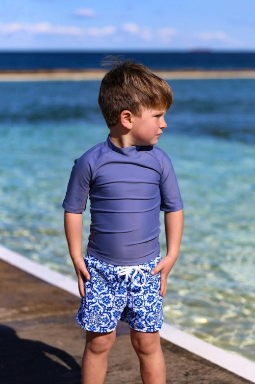 Boys Rash Shirt