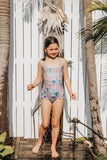 Girls One Piece Swimwear