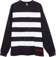 4 STRIPES LS TEE