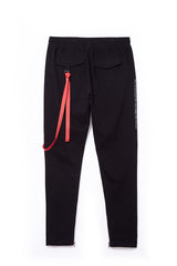 Red Ribbon Pants