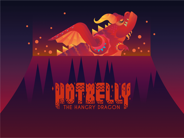 Hotbelly: The Hangry Dragon