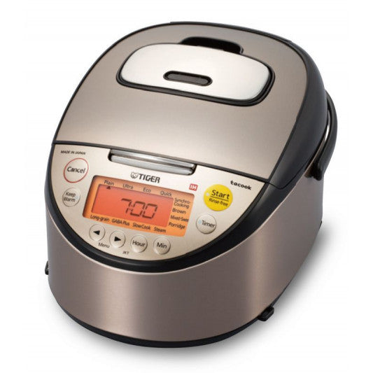 Tiger 5.5 Cups Multi-Functional Induction Heating Rice Cooker JKT-S10A