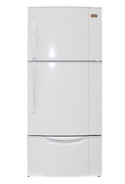 TECO 536L Three Door Inverter Bottom Mount Fridge (White) TFF536WNMA
