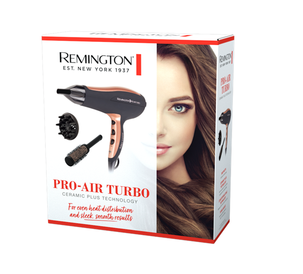 Remington Pro Air Turbo Hair Dryer D5220AU